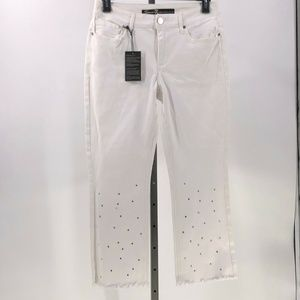 seven7 ankle duster white cropped jeans jewel 10